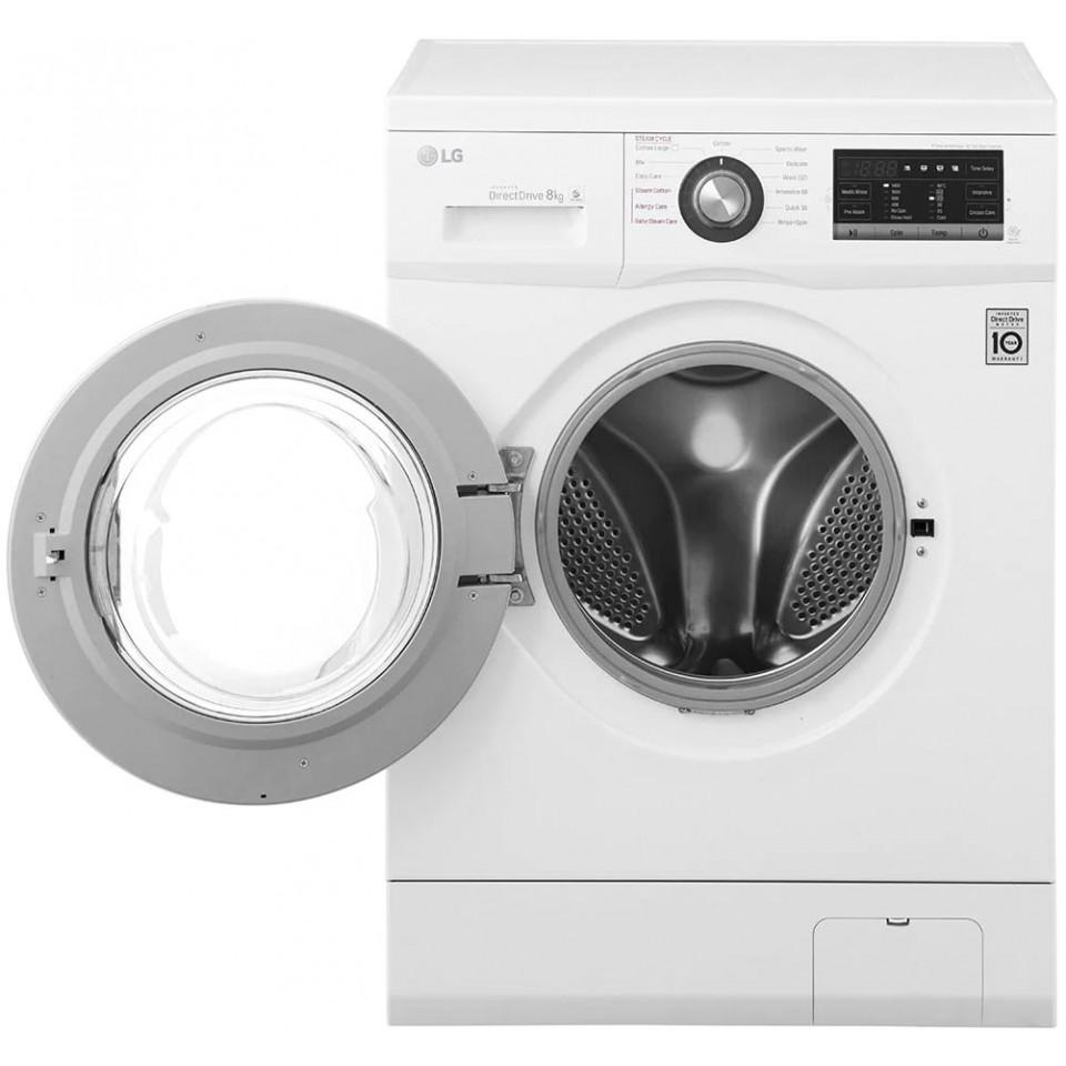 ماشین لباسشویی ال جی FH4G6TDY2