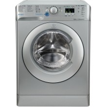 ماشین لباسشویی نقره ای ایندزیت BWA81483XS