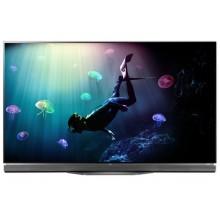 تلویزیون سه بعدی OLED 4K ال جی سری E6P با صفحه 65 اینچ