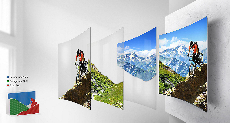 در تصاویر Full HD سامسونگ K6500 غوطه ور شوید