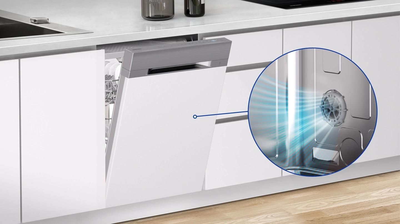 خشک کن خودکار در ظرفشویی سامسونگ DW60M9530FW