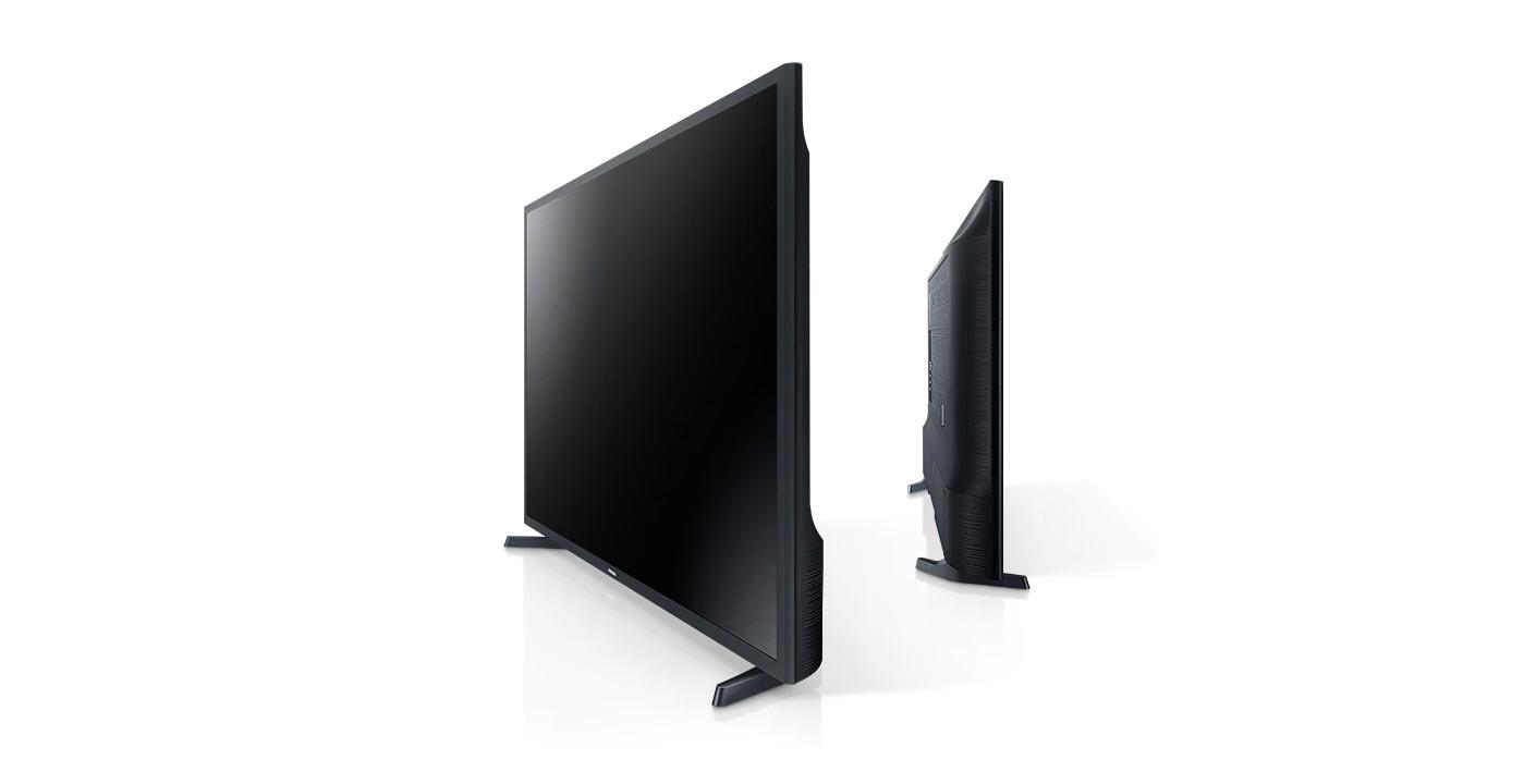 طراحی تلویزیون 32 اینچ سامسونگ T5300 باریک و زیباست