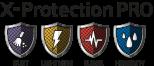 طول عمر بالای تلویزیون R350E با محافظت در مقابل حوادث احتمالی