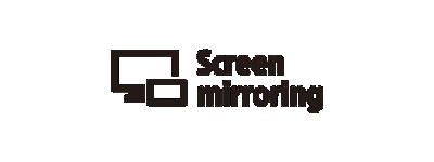 با استفاده از mirror screen صفحه موبایل را روی تلویزیون W650D تماشا کنید