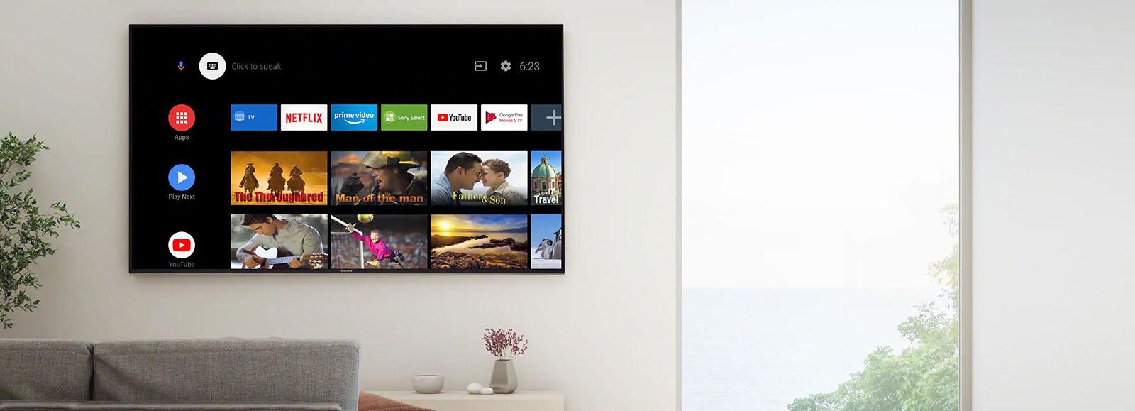 تلویزیون هوشمند سونی 85X8000H محصول 2020