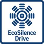 موتور EcoSilence در ماشین ظرفشویی بوش SMS45II10Q
